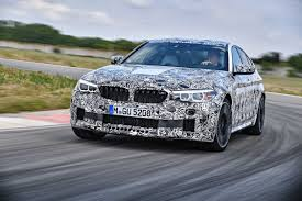 the new bmw m5 with m xdrive