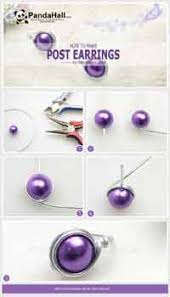 how to make your own clip on earrings 100 free diy earring projects tutorials and patterns at