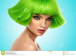 woman hair fashion beauty portrait hair cut hair style make