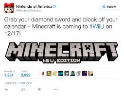 Wii U Meme - wii u edition minecraft know your meme