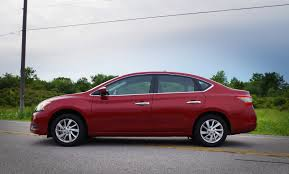 red nissan sentra review 2015 nissan sentra sv canadian auto review