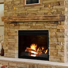 decorating chic fireplace mantel shelves ideas suitable for cold
