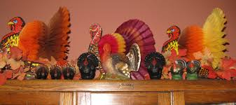 Hallmark Halloween Ornaments by My Vintage Soul Talking Turkey