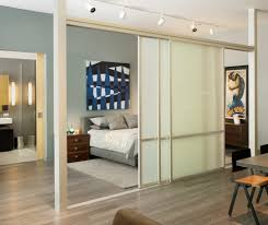 Floor To Ceiling Wall Dividers by Home Design Vivacious Half Wall Room Divider With Track Lighting