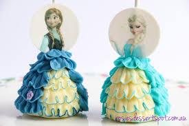 how to make frozen cake pops princess cake pop dress tutorial