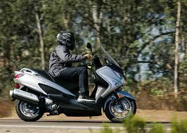 md first ride 2014 suzuki burgman 200 motorcycledaily com