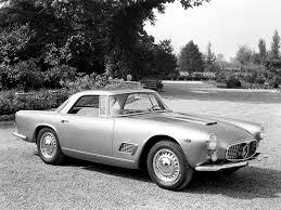 maserati coupe black 1957 1960 maserati 3500 gt coupé maserati supercars net