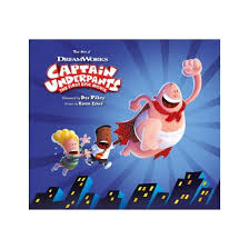 art of captain underpants the first epic movie hardcover ramin