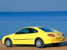 peugeot 406 1997 peugeot 406 coupe pininfarina milestones