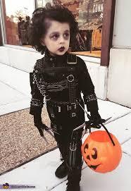 edward scissorhands costume edward scissorhands toddler costume diy