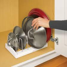 youcopia storemore lid kitchenware divider reviews wayfair youcopia storemore lid kitchenware divider