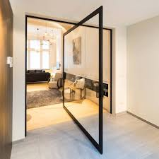 Room Dividers Floor To Ceiling - innovative pivoting doors double as room dividers