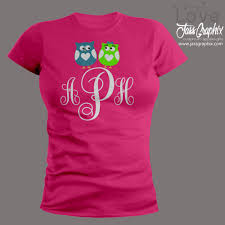 valentines shirts shirts with initials and owls s day shirt