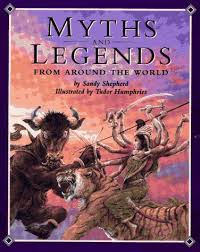 myths and legends from around the world shepherd tudor