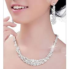bridal jewelry ikevan 2017 hot selling necklace women bridal