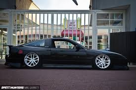 nissan 180sx modified street style forever speedhunters