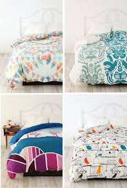 Graphic Duvet Cover Bedding The Audacity Of Color