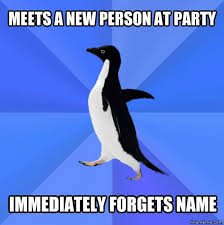 Awkward Penguin Meme - it s coming right at us socially awkward penguin know your meme