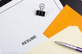 Part Time Jobs Resume by How To Get A Part Time Job Living Well Spending Less