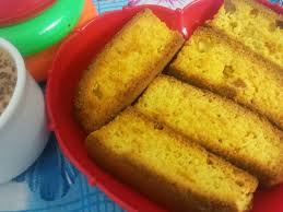 bakery style cake rusk