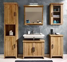 möbel für badezimmer kaufen badschrank hochschrank bad möbel eiche alteiche badezimmer