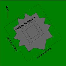 file statueoflibertyfootprint svg wikimedia commons