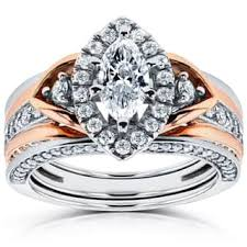 Wedding Rings Sets by Bridal Jewelry Sets Shop The Best Wedding Ring Sets Deals For