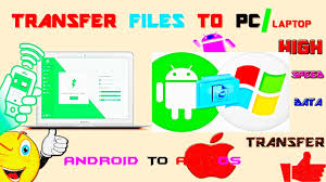 send files from android to iphone send file from android to pc iphone macbook blackberry ubantu