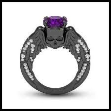 skull wedding rings skull wedding rings for 2018 weddings