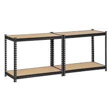 home depot utility shelves furniture cr4824 edsal shelving lowes utility shelves