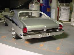 68 chevelle tail lights aarrgh amt 69 chevelle scale auto magazine for building plastic