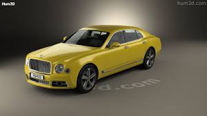 bentley yellow 360 view of bentley mulsanne speed 2017 3d model hum3d store