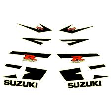 gsxr emblem suzuki decals