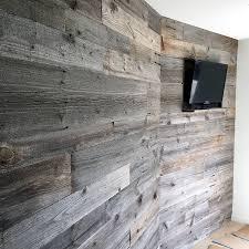 parement bois mural comment poser un bardage vieux bois