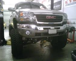 fs 2007 lifted gmc sierra 2500hd lbz duramax diesel