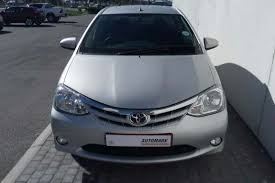 toyota demo cars for sale 2017 toyota etios sedan 1 5 xs demo cars for sale in cape