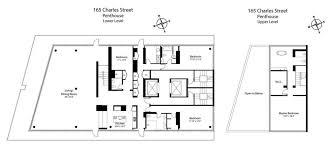 penthouse atop richard meier u0027s glassy west village condo returns