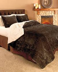 Comforter Sets Images Reversible Luxury Plush Comforter Sets The Lakeside Collection