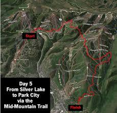 Park City Utah Map A Week U0027s Worth Of Hiking Trails At Deer Valley Resort The
