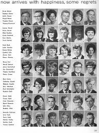 middle school yearbooks columbus high school chs 1967 yearbook log seniors columbus