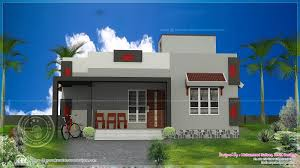 House Plans Single Story 35 Small And Simple But Beautiful House With Roof Deck
