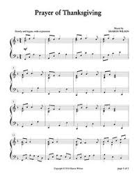 the river and through the woods duet thanksgiving piano sheet