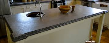 cement countertops concrete countertop forms for your kitchen project concrete