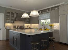 Charcoal Gray Kitchen Cabinets Charcoal Gray Subway Tile Contemporary Kitchen Kenneth Byrd
