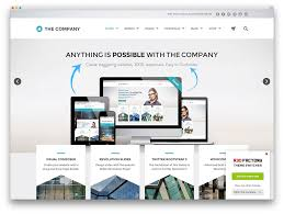 30 wordpress themes for it companies and tech startups 2017