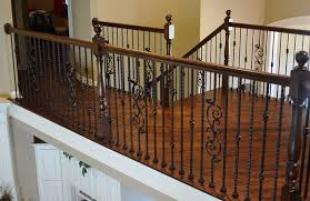 Wrought Iron Banister Wrought Iron Baluster Installation Luxury Floors And Stairs