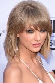 haircut choppy with points photos and directions cortes de pelo fáciles de peinar taylor swift swift and bangs