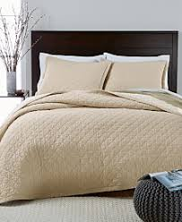 Beige Coverlet Tan Beige Quilts And Bedspreads Macy U0027s
