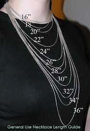 beading necklace lengths images Diy jewelry necklace lengths for both women and men beading jpg