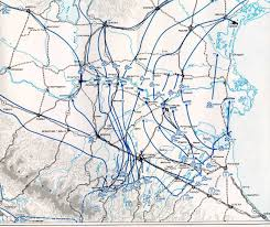 Map Of Sicily And Italy by Maps Of Polish Troop Movements In Italy 1943 1945 Wwii Forums